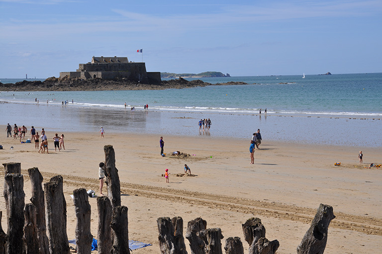 Saint-Malo le fort national