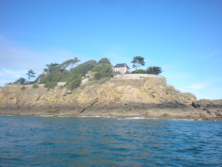 Le fort Du Guesclin
