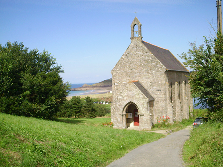 La chapelle du verger à Cancale