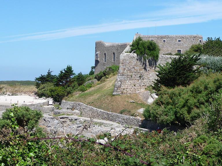 Le fort de Chausey