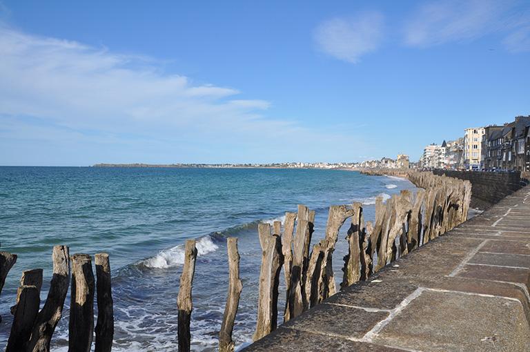 Le sillon de Saint-Malo