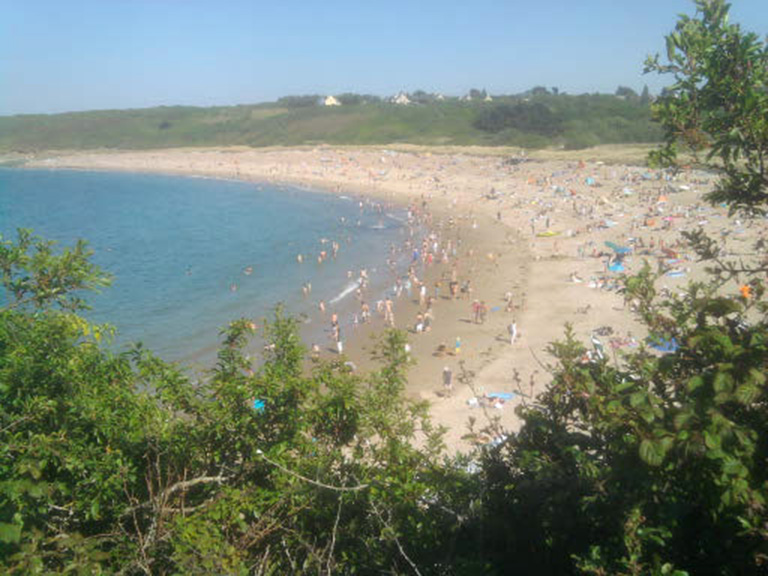Plage du verger - Cancale