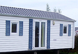 Mobil-home Marine